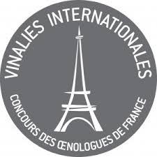 Minervois Rouge 2015 Vinalies d'Argent 2017