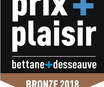 Another new 2018 distinction: Price + Pleasure