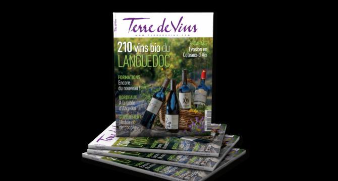 "Coup de Coeur ""Terre de vins"" Janvier 2021"
